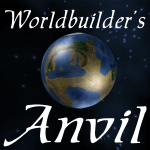 Worldbuilder's Anvil Logo