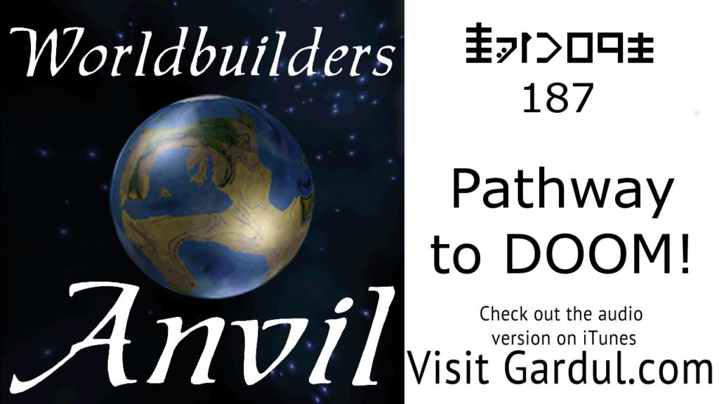 Episode 187 Pathway to DOOM