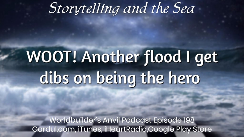 198 WOOT! Another flood I get dibs on being the hero