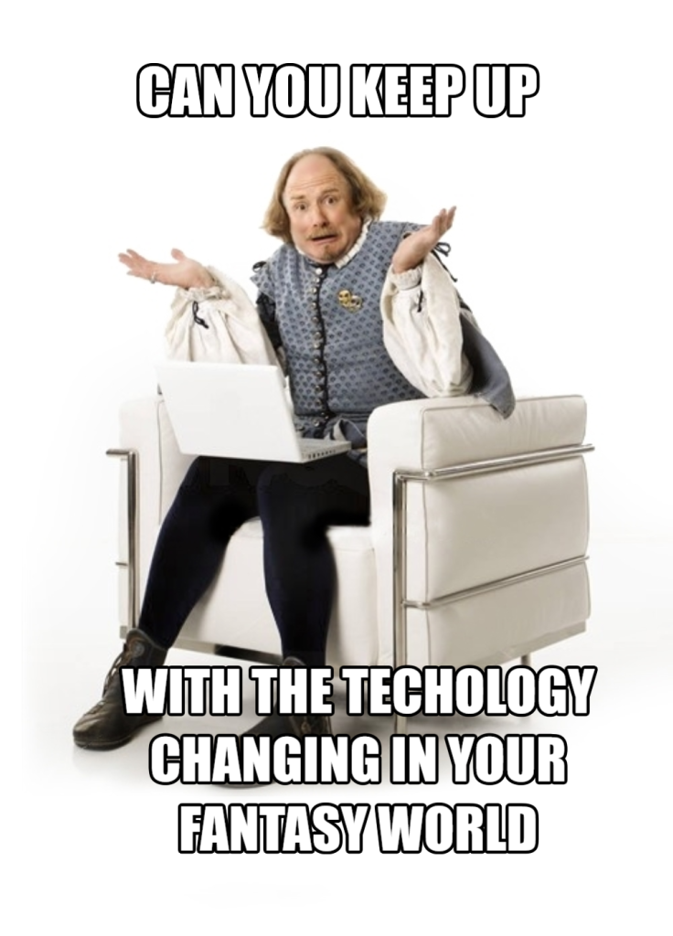 Track your technology level of your world meme