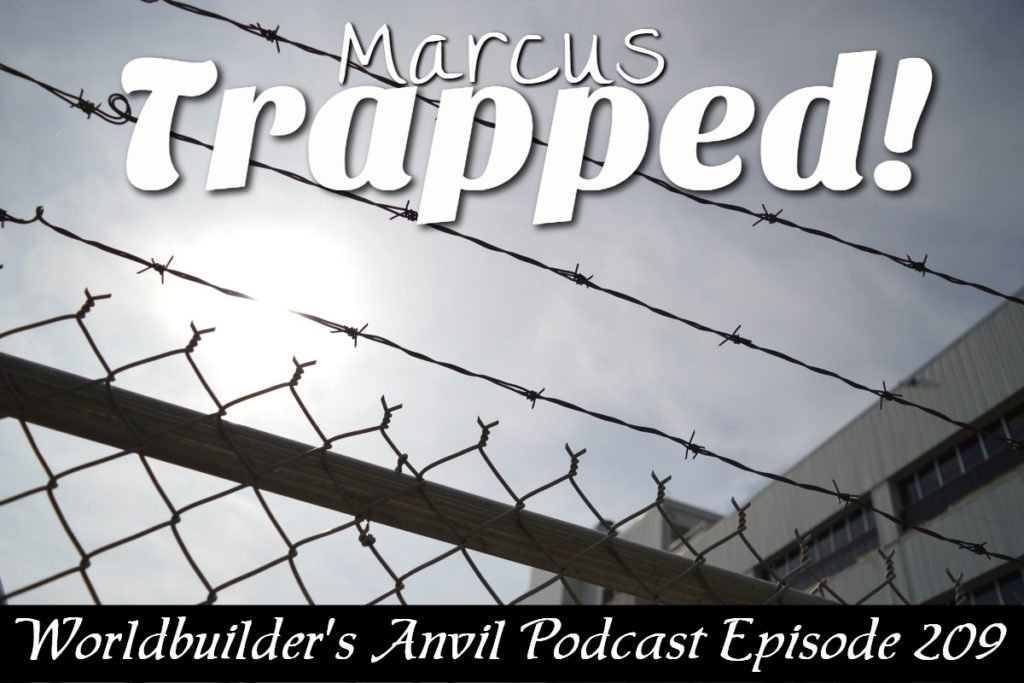 Marcus Trapped