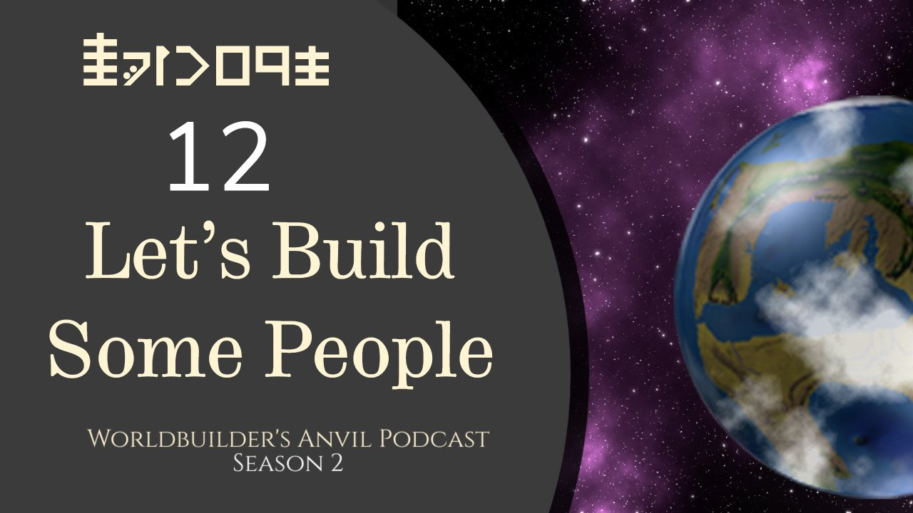 Season 2 Episode 12 Let's Build Some People